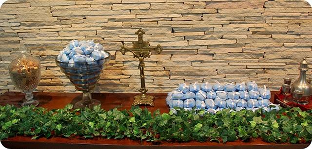 Doces e Bombons Bem Casados Aniversário Azul Tiffany & Co.
