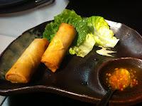 Receta Rollito Vietnamitas fritos