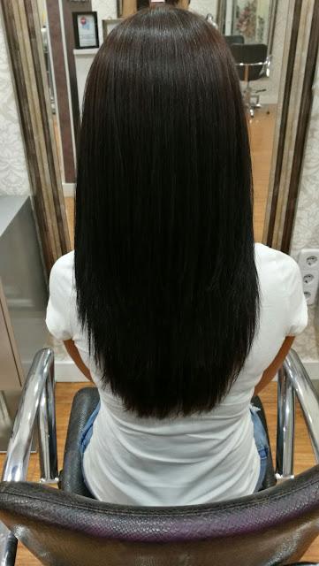 Aquarela peluqueria, alisado brasileño, tratamiento con keratina, plástica capilar Madrid