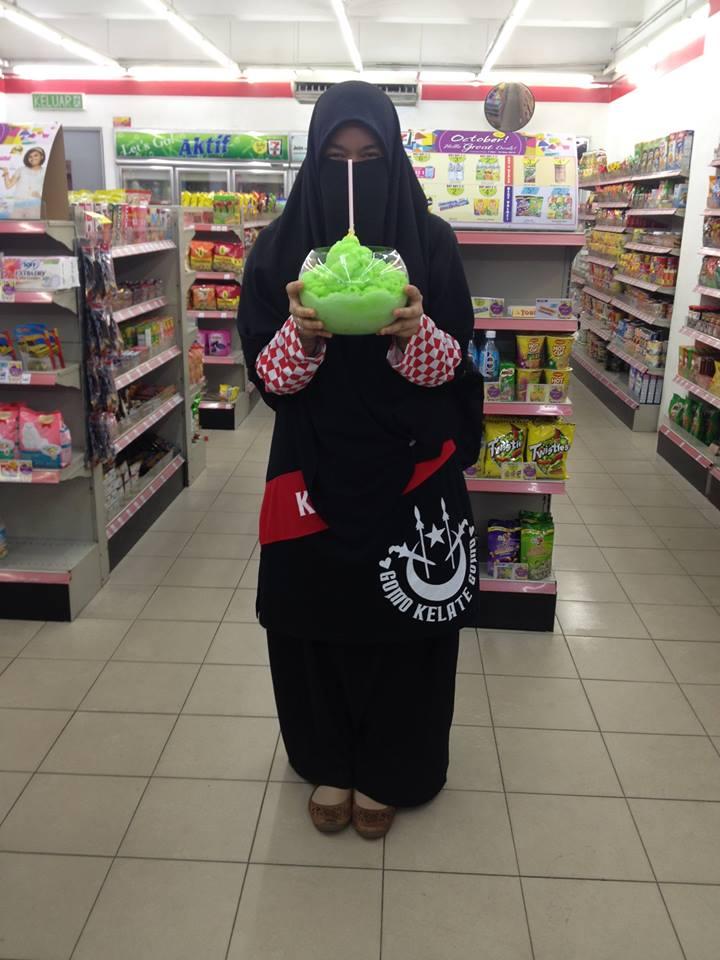 Kegilaan Slurpee Rakyat Malaysia byocupmy