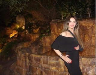 الفنانة إيناس عز الدين : خسيت 10 كيلو بعد نجاتي من الموت