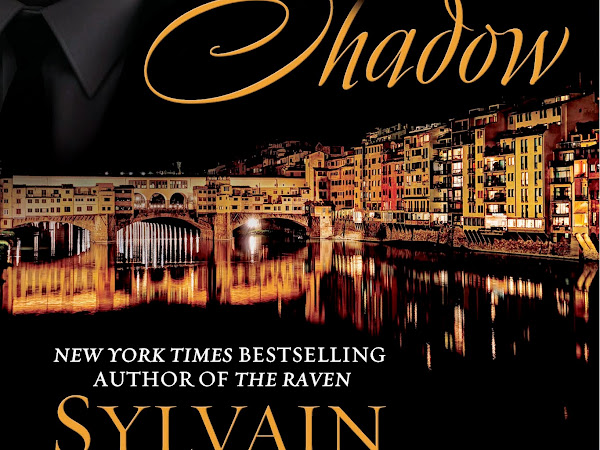 Cover Reveal: The Shadow (The Florentine #2) by Sylvain Reynard