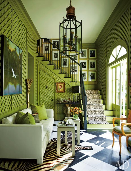 Gaga for green! And four giveaways! ~ Home Interior Design ...