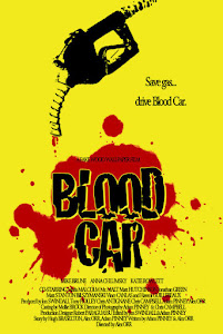 Blood Car Poster