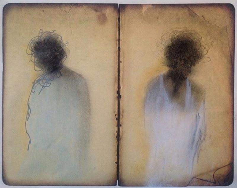 Mixed Medium Artist Susan McCarrell.