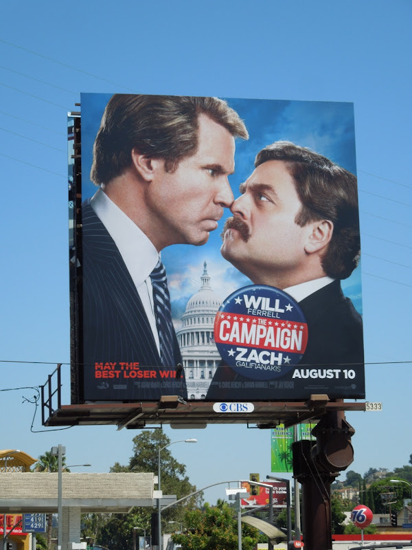 Campaign Will Zach billboard