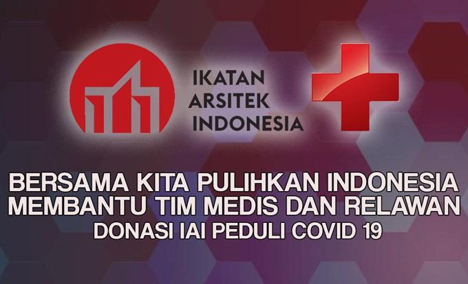 Arsitek Indonesia Peduli COVID-19