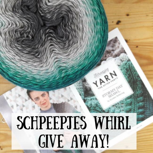 Scheepjes Whirl | Happy in Red
