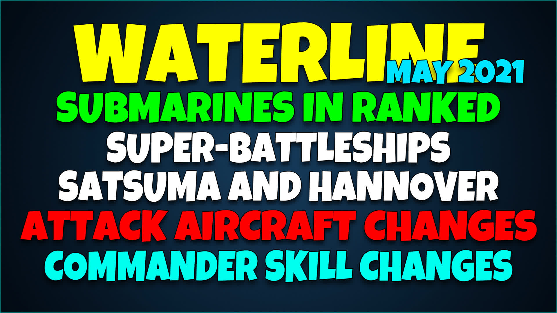Waterline May 2021