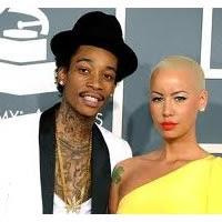 Amber Rose pide el divorcio de Wiz Khalifa