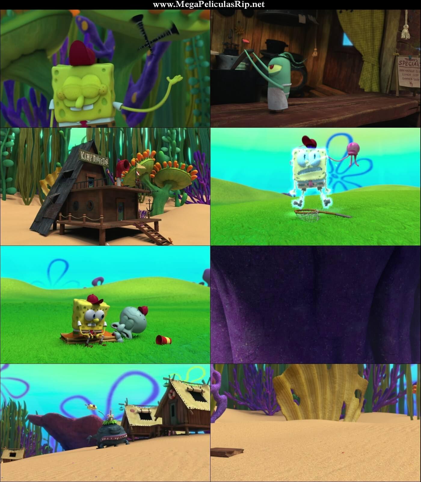 Kamp Koral SpongeBob's Under Years Temporada 1 1080p Latino