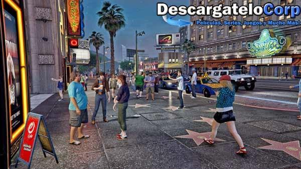 Grand Theft Auto V Español Juego PC