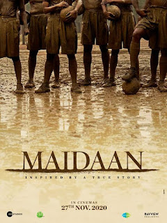 Maidaan First Look Poster 2