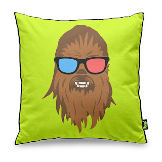 Almofada Chewbacca Star Wars