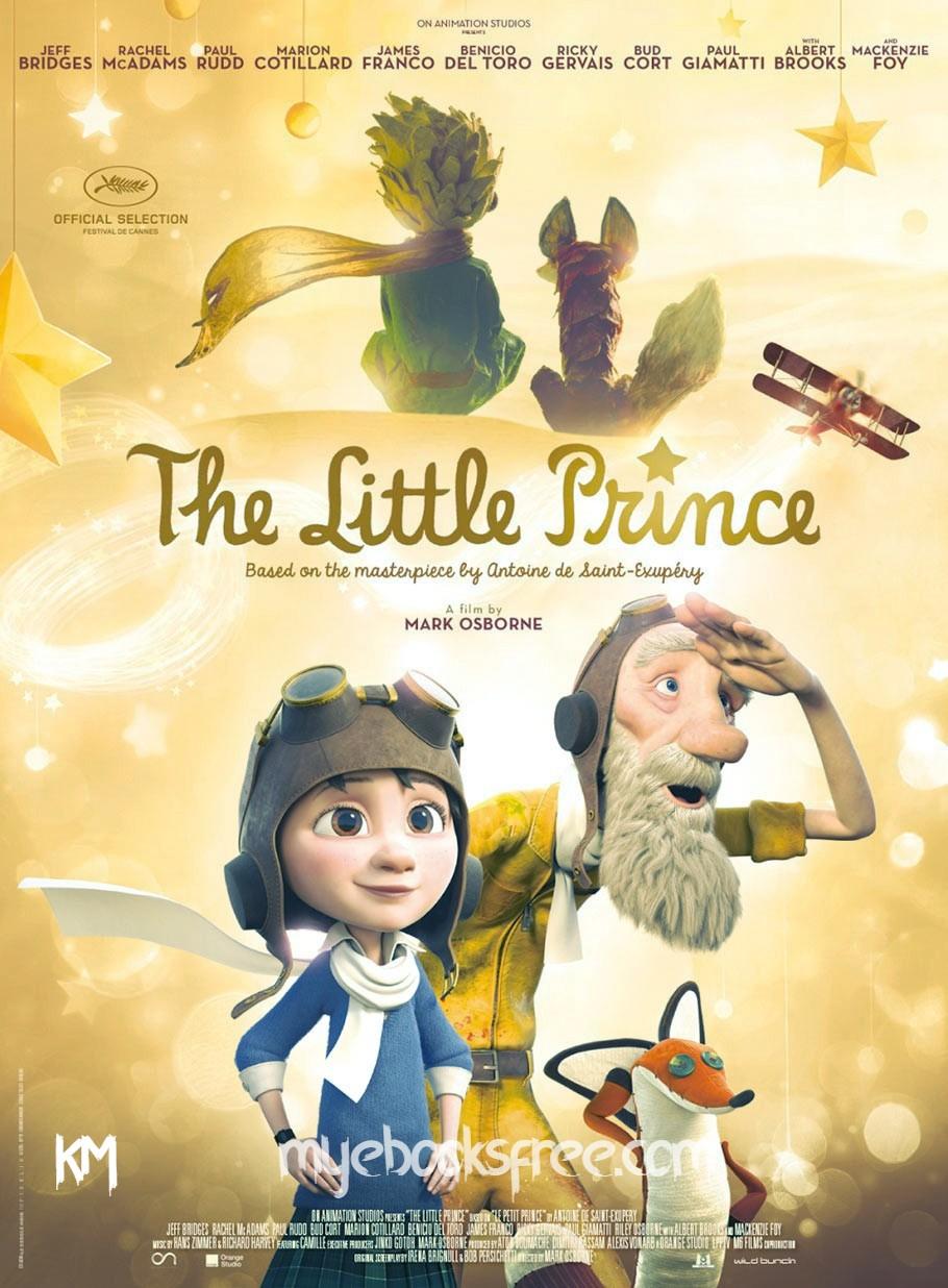 The Little Prince Pdf By Antoine de Saint-Exupéry