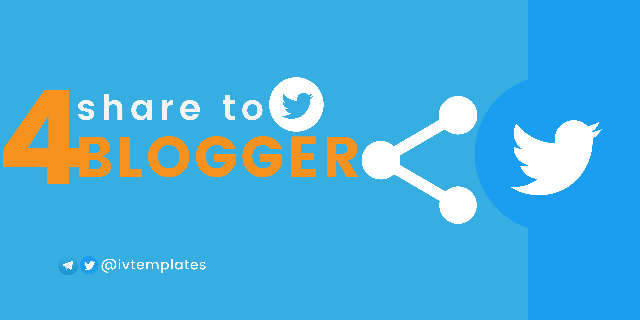 """Simple """"Share to Twitter"""" Widget that Helps Double-up your Blog Traffic"""