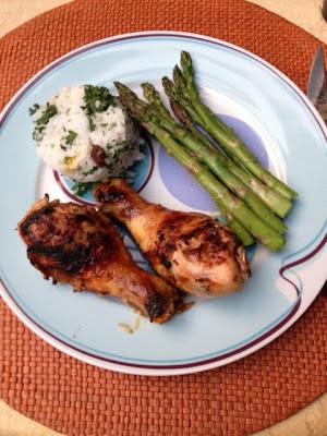 Livliga Grilling Marinade for Chicken on Halsa
