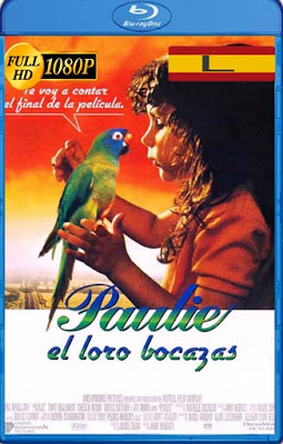 Paulie el loro bocazas Paulie (1997) LatinoHD [1080P] [GoogleDrive] RijoHD
