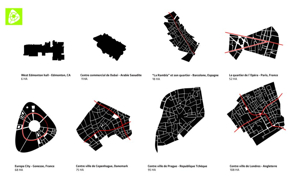 Laboratoire urbanisme insurrectionnel france europa city for Architecture totalitaire