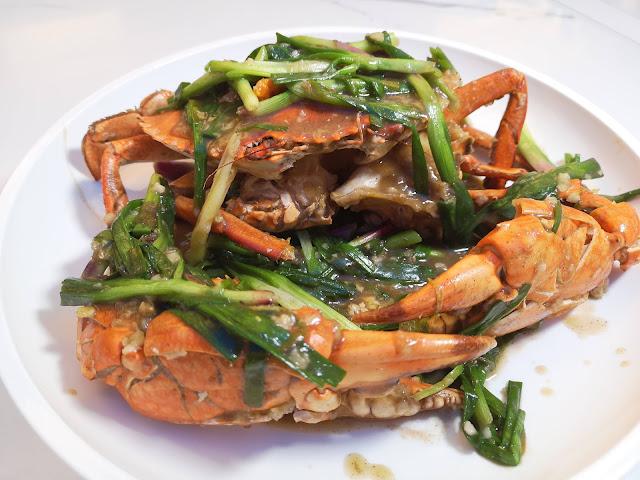White Pepper Sri Lanka Crab