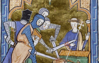 St. Thomas Becket's Martyrdom