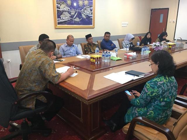 Komisi I DPRD Wajo Kunker ke BKN, Bahas Mutasi dan Pengisian Jabatan
