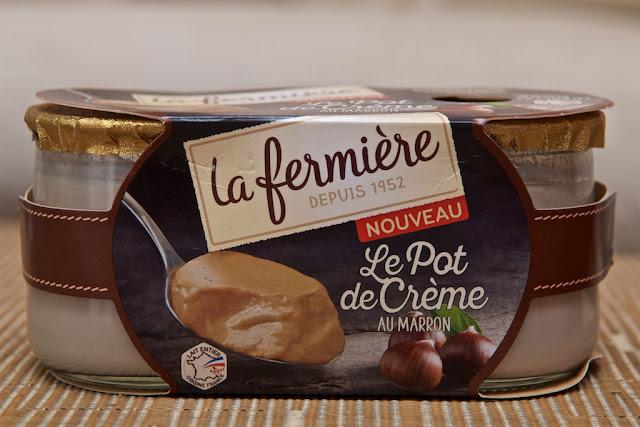 Le Pot de Crème aux Marrons La Fermière