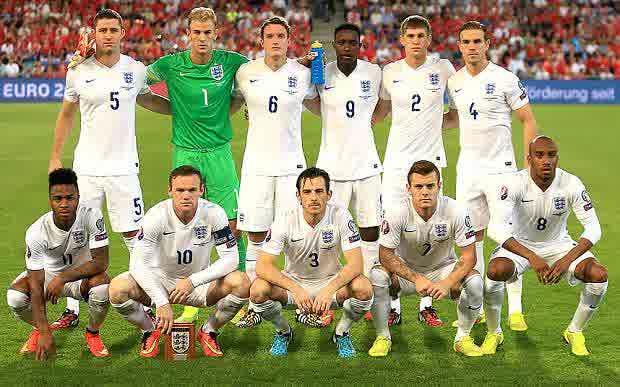 Skuad Resmi EURO 2016 Inggris