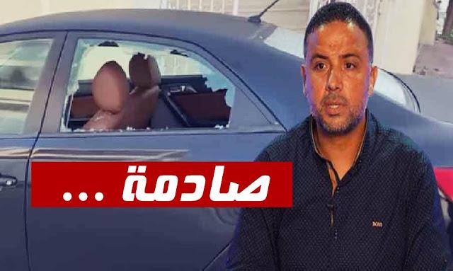 تونس: التحقيقات تصدم  سيف الدين مخلوف وتكشف هوية من هشّم سيارته ودوافعها...