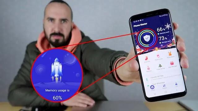 طريقة إطالة عمر البطارية والتخلص من ثقل وتشنج الهاتف بشكل نهائي