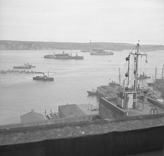 Halifax Harbor 2 May 1942 worldwartwo.filminspector.com
