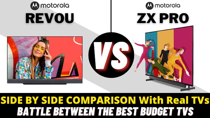 Motorola ZX Pro Vs Motorola Revou | Which One Is Better?