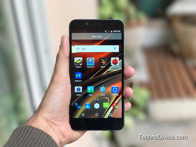 Swipe Elite Power Review - A lacklustre camera undoes great battery and stock Android