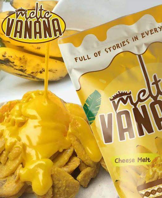 Melte Vanana Cheese Melt