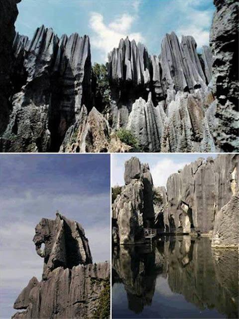 10 vùng đất vẫn còn là bí ẩn của trái đất... 5