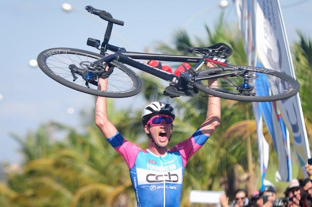 Vitor Zucco vai deixar ciclismo competitivo - Foto: Luis Claudio Antunes / CBC