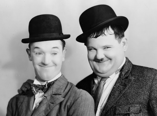 Cartoonatics: The Weird Fade-Out Gags of Laurel and Hardy