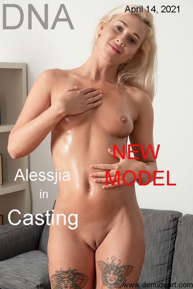 1619518408_ales [DeNudeArt] Alessjia - Casting