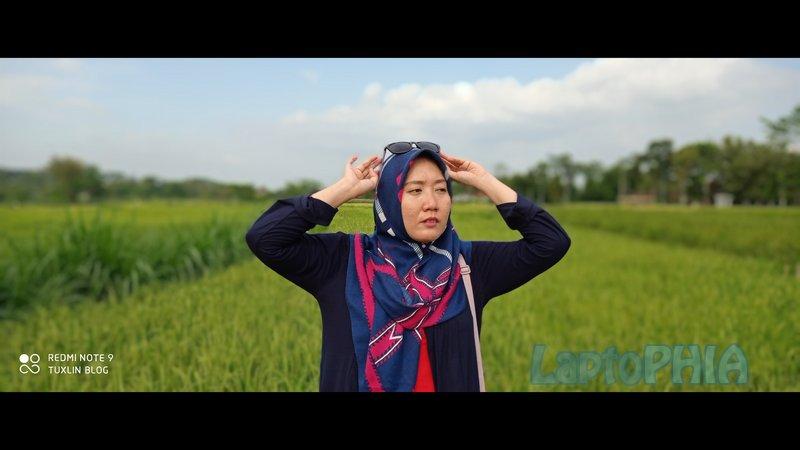 Hasil Foto Kamera Xiaomi Redmi Note 9