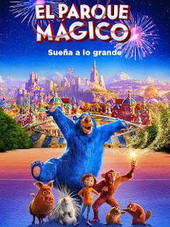 Parque mágico en Español Latino