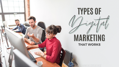 20 Types of Digital Marketing that Works
