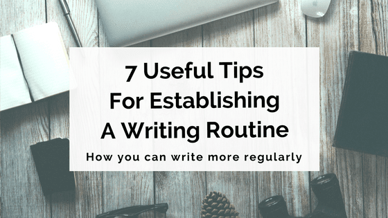 7  Tips - How to Become a More Productive Writer
