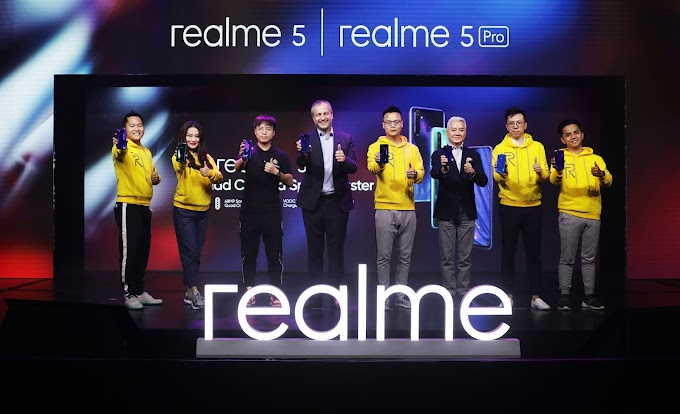 Realme Reveals Pricing of Realme 5 and Realme 5 Pro