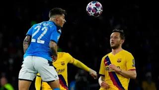 راكيتيتش: برشلونة سيقدم أداءاً رائعاً أمام نابولي في الكامب نو
