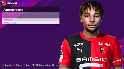 PES 2020 Faces Sacha Boey by Rachmad ABs