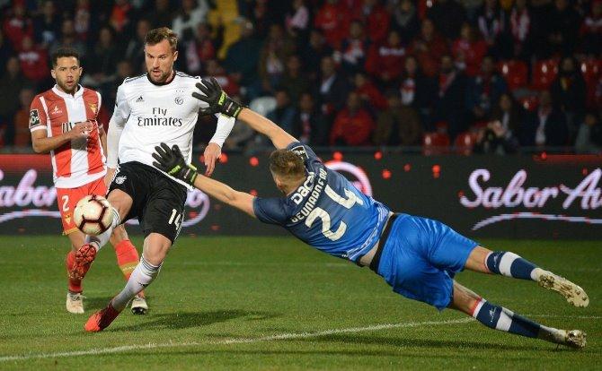 Benfica Golo Seferovic - Blogs NMF