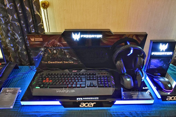Predator Gaming Set