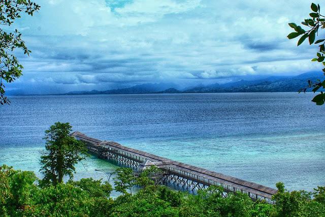 pulau karampuang