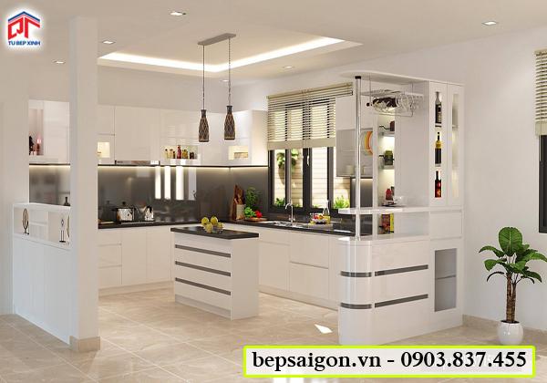 tủ bếp, nội thất tủ bếp, tủ bếp hiện đại