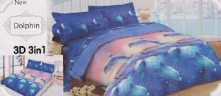 Sprei Lady Rose Eagle